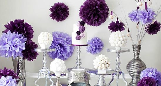 1420325748bumajniepomponinasvadbe Бумажные декорации для свадьбы