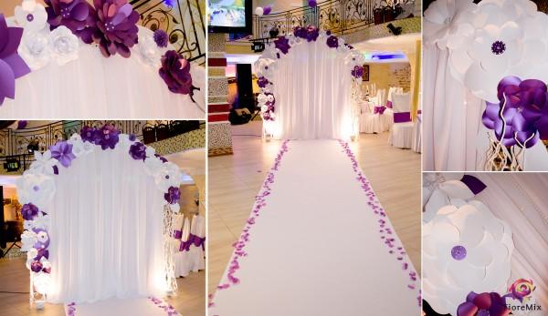 142032615329310_600 Бумажные декорации для свадьбы