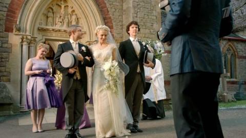 Фотолист №19. Как без развода жениться на своей жене второй раз? Спроси Шерлока Холмса.