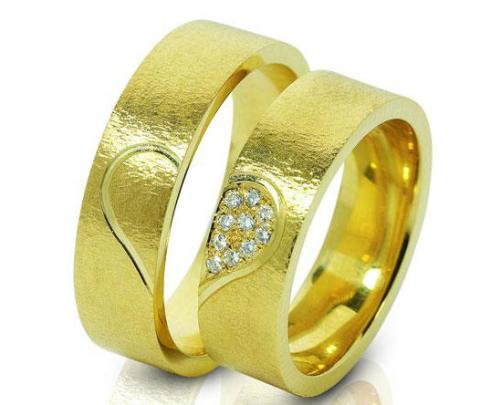Фотолист N1: Необычные обручальные кольца
