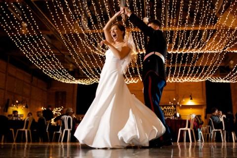 Танец-откровение, Свадебный танец- первый танец молодоженов.