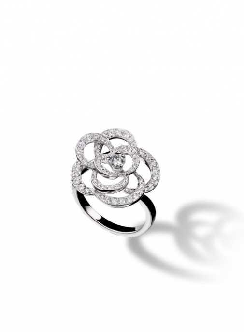 obruchalnoe-koltso-iz-kollektsii-shanel Свадебная коллекция украшений Chanel: обручальные кольца