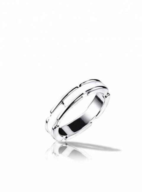 Свадебная коллекция украшений Chanel: обручальные кольца