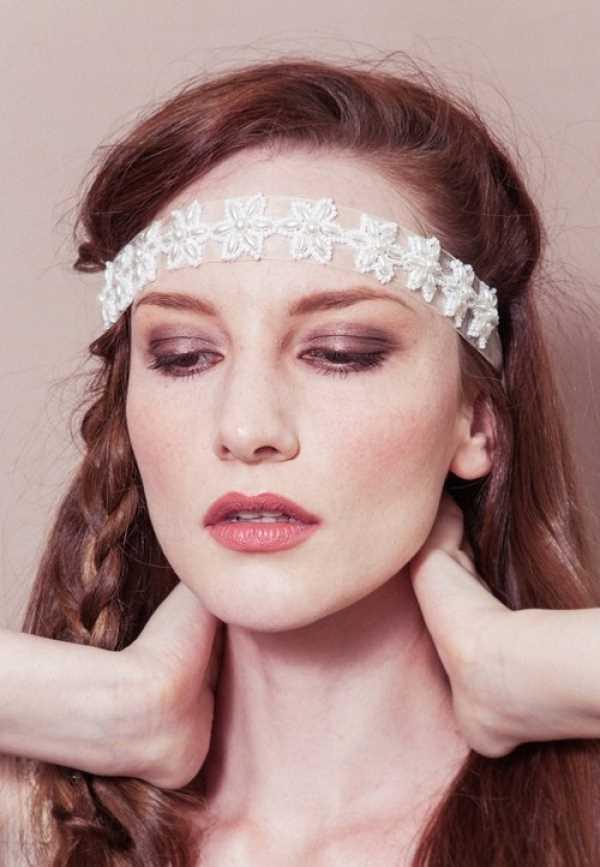ukrasheniya-Debbie-Carlisle-dlya-utochnennyh-nevest Свадебные украшения на голову от Debbie Carlisle