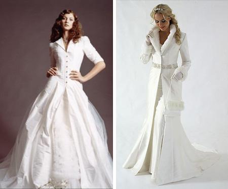 elegantnoe-svadebnoe-palto-nevesty Выбираем свадебное пальто для невесты