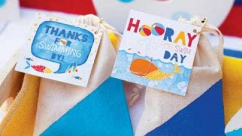 Делаем сами подарочные мешочки на свадьбу в морском стиле