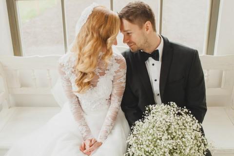 Свадьба в розовых и золотых оттенках