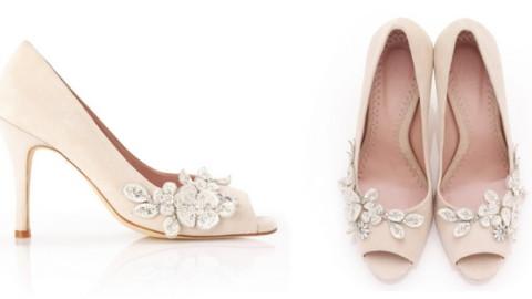Как выбрать туфли невесты на свадьбу