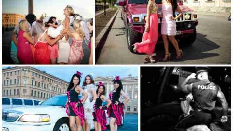Девичник в лимузине: удивите всех подружек отличной идеей