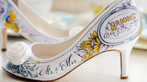 Модные тренды последних сезонов: обувь для невесты