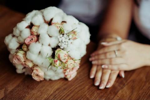 Как избавиться от свадебного букета после свадьбы