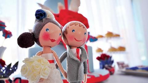 Идеи для вдохновения: создание свадьбы в английском стиле