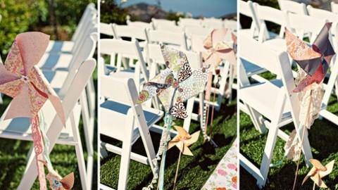 Декор свадьбы бумажными цветами, кто сказал что хендмейд не может быть модным?