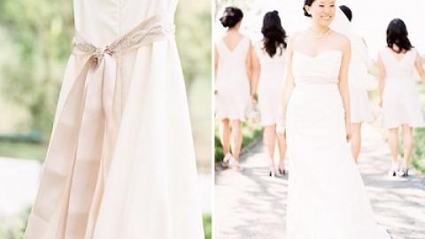 Свадьба в цвете шампанского нежное и простое в организации торжество