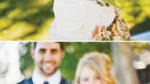 Нежная летняя свадьба в деревенском стиле. В чем заключается суть простоты организации?