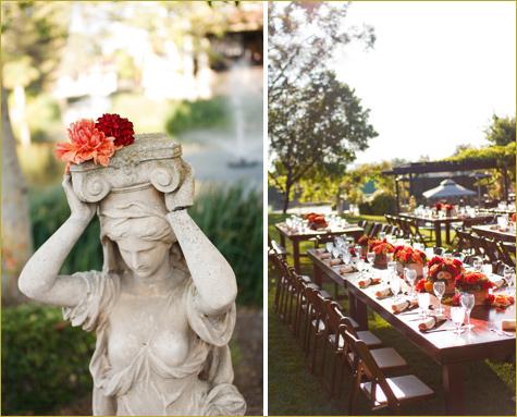 svadba-v-stile-vinodeliya-7 Свадьба в стиле виноделия - удивительное торжество в оттенках бордового и алого цвета