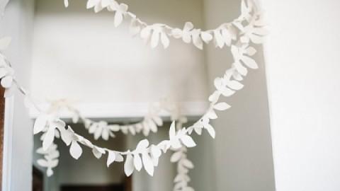 Мастер класс: фетровый декор для свадьбы, делаем сами или вместе с детьми
