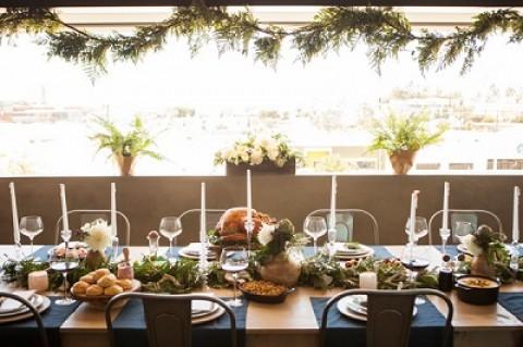 Простые советы по организации свадьбы в канун Рождества