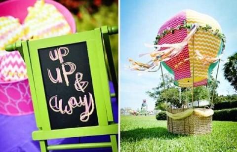 """Создаем яркую свадьбу в стиле """"Воздушного шара"""" на примере одной американской семьи"""