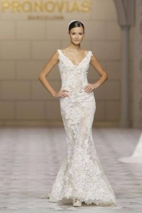 Коллекция свадебных платьев от  Pronovias