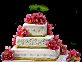 weddingcake-1 Свадьба: идеи, букеты, декор и торты