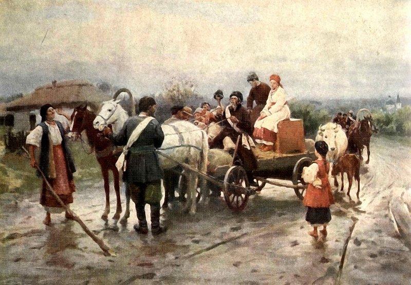 vykup-nevesty-istoriya-obychaya Выкуп невесты: подробное описание обычая