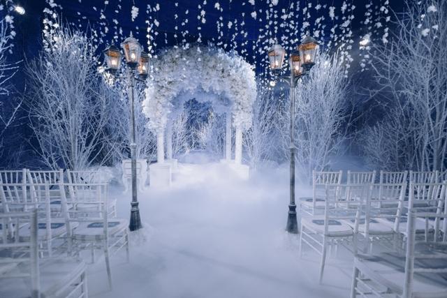 IMG_0883 Декор зимней свадьбы от декоратора Лидии Симоновой