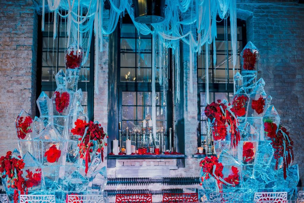 Ledyanye-kristally-1-1024x684 Декор зимней свадьбы от декоратора Лидии Симоновой