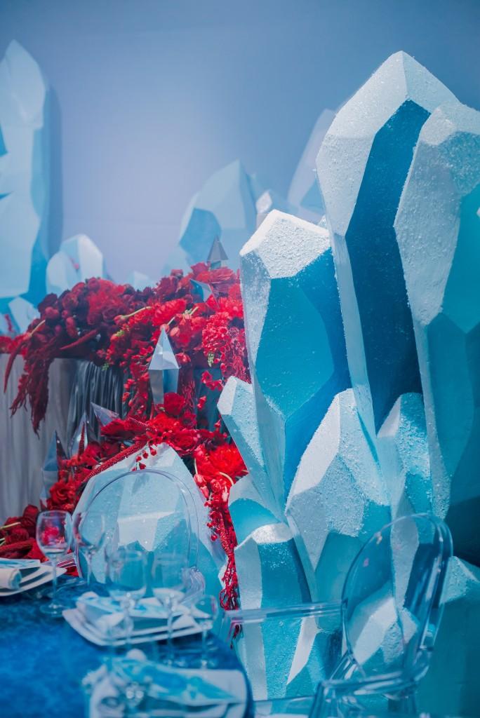 Ledyanye-kristally-3-684x1024 Декор зимней свадьбы от декоратора Лидии Симоновой