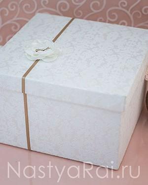 """продажа Коробка для денежных подарков """"Карамель"""""""