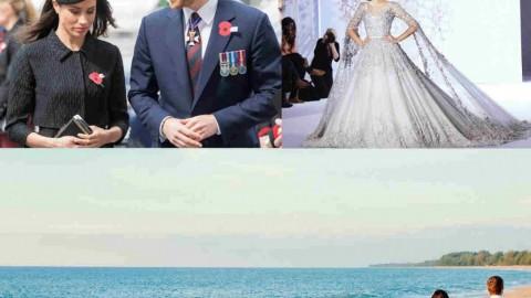 Медовой месяц принца Гарри и Меган Маркл будет отложен