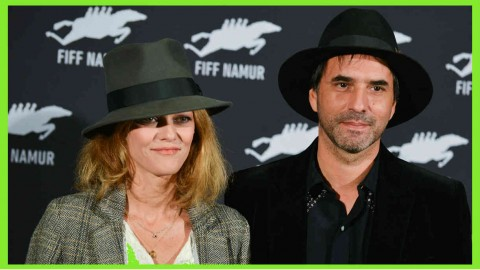 Французская актриса и певица Ванесса Паради вышла замуж