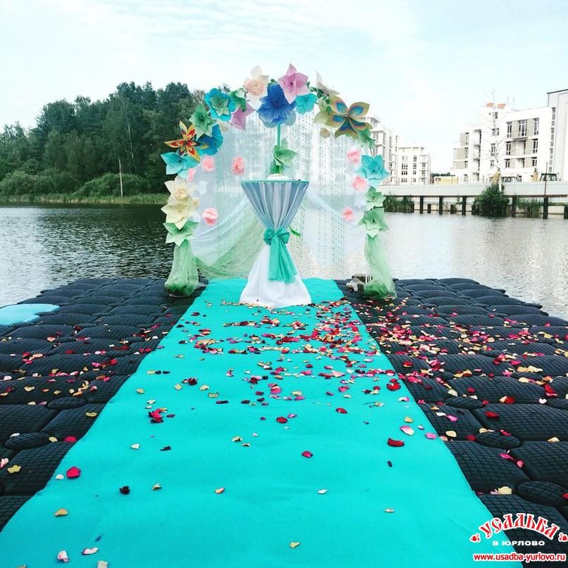 SVADEBNYE-ARKI-DLYA-VYEZDNOJ-REGISTRATSII Ищете место для незабываемой свадьбы? «Усадьба Юрлово» ждет вас!