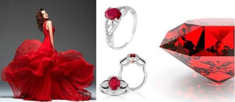 Кому стоит выбрать украшение с рубином, а кому лучше воздержаться от такого камня?