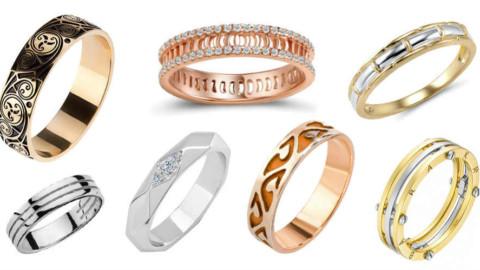 Кольцо — самый популярный вид украшений