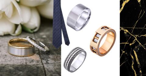 Обручальные кольца — символ любви и предмет самовыражения