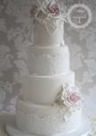 weddingcake27-106x150 Бесподобные свадебные торты от Tracy James