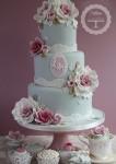 weddingcake29-106x150 Бесподобные свадебные торты от Tracy James