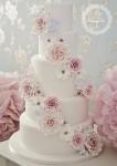 weddingcake35-106x150 Бесподобные свадебные торты от Tracy James