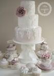 weddingcake4-106x150 Бесподобные свадебные торты от Tracy James