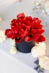 tulip_07-100x150 Тюльпаны в декоре весенней свадьбы