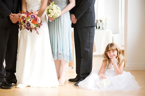 Дети на свадьбе: как не дать заскучать и объяснить о смысле свадьбы.