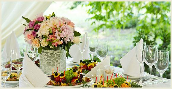 1412555035Top32 Торжество на природе - прекрасный вариант для летней свадьбы