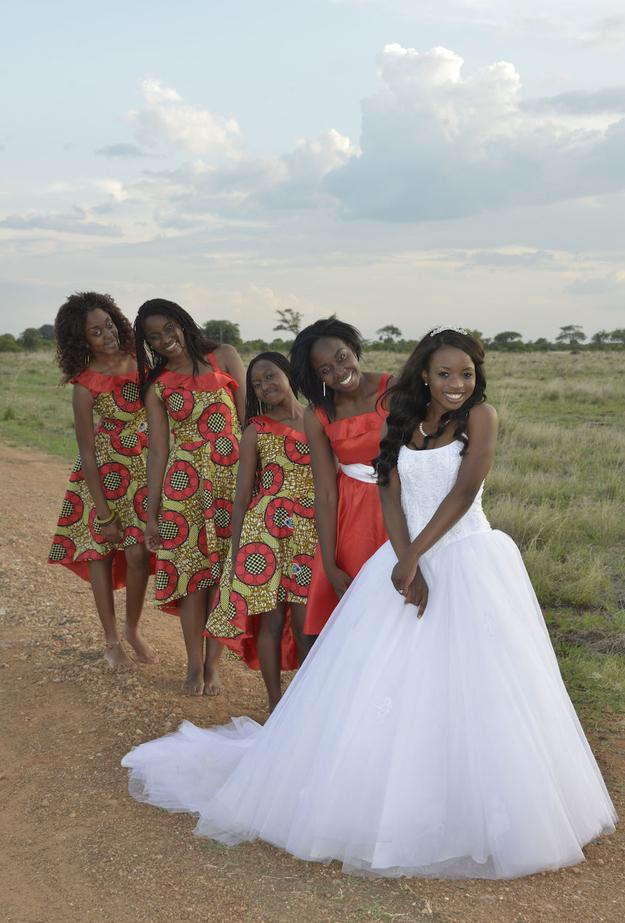 Zimbabve-10 18 фотографий после которых хочется чтобы Свадьба была в Зимбабве!