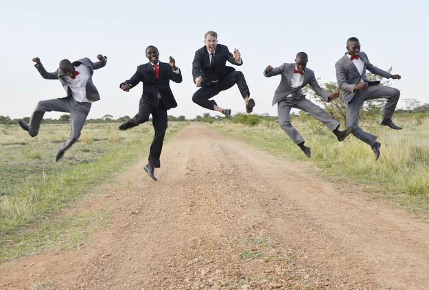 Zimbabve-6 18 фотографий после которых хочется чтобы Свадьба была в Зимбабве!