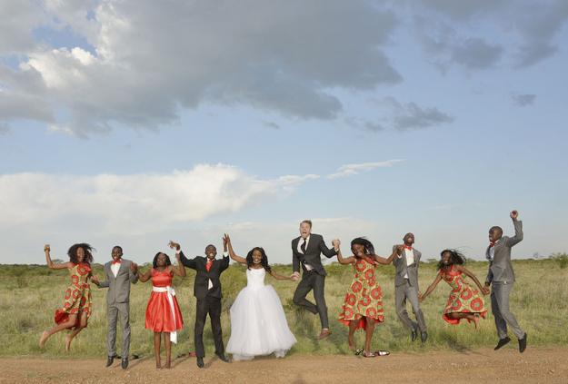 Zimbabve-9 18 фотографий после которых хочется чтобы Свадьба была в Зимбабве!