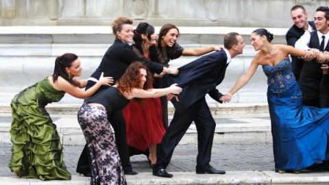 Итальянская свадьба. Необычные традиции