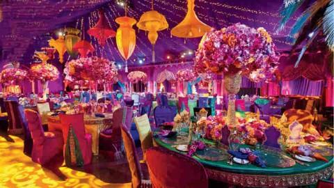 "Свадьба в стиле ""Марокко"""