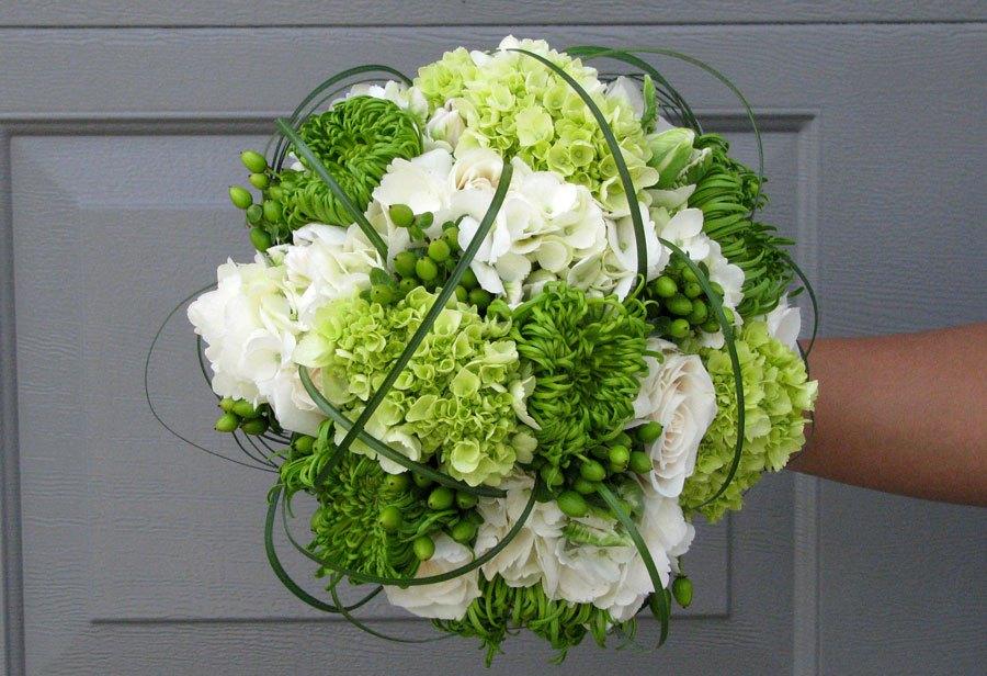 Zelenye-buket-nevesty Зеленые букеты для летней свадьбы: 7 лучших идей
